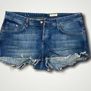 H&M Boyfriend Jean Shorts